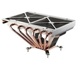 (Cooler Master RR-CCH-ANU2-GP Gemin II Dual 120mm Fans CPU & Motherboard Cooler )
