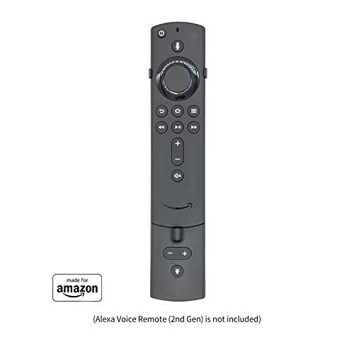 Made for Amazon All-New Third Reality Remote Plus for Alexa Voice Remote (2nd Gen)