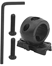 Helm Zaklamp Mount Helm Zaklamp Houder Plastic Zaklamp Mount Zaklamp Beugel voor MICH/IBH/FAST