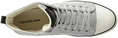 CK Jeans Men's Aron Jersey Fashion Sneaker