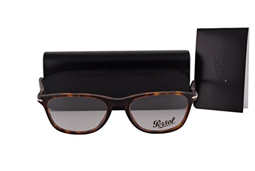 Persol PO3116V Eyeglasses 52-18-140 Havana 9001 PO3116 (Eyeglasses Women Persol For)