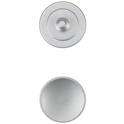 JJC Camera Soft Shutter Release Button for Fuji Fujifilm X-T2/X-T20/X-T10/X-PRO2/X-PRO1/X100F/X100T/X100S/X-E2S/X-E3/, Sony DSC-RX1R II/RX10 III/II, Lecia M9/M8/M7/M6, Nikon Df/F3/M2, Canon F-1/AE-1 -  SRB-C11S