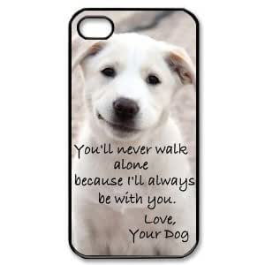 New Style 5888876M39700503 Dog Case for Iphone 4/4s -IPhone 4-PC01504
