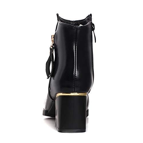 Sandales Femme Noir Balamasa Compensées Abl11400 a4qcwA7