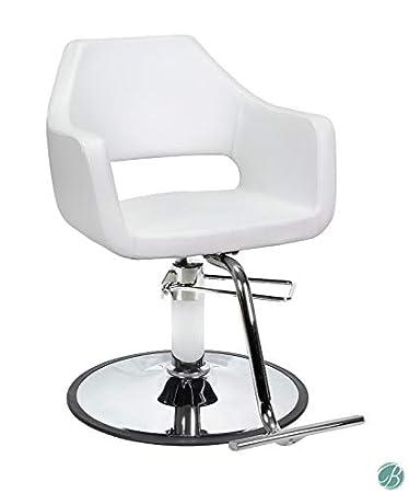 Amazon.com Salon Styling Chair RICHARDSON WHT for Beauty Salon Furniture Beauty  sc 1 st  Amazon.com & Amazon.com: Salon Styling Chair RICHARDSON WHT for Beauty Salon ...