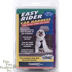 Easy Dog Rider Harness - Coastal Pet Safari Easy Rider Small