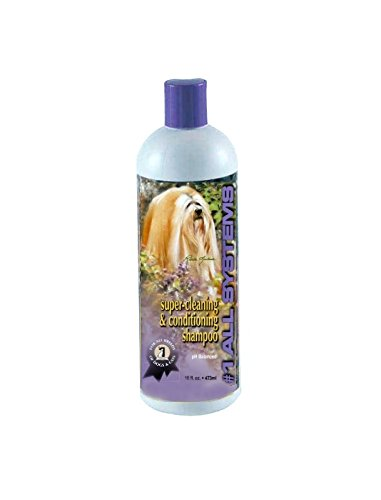 Super Cleaning and Conditioning pH Balanced Shampoo (16 oz) - 1 All Systems