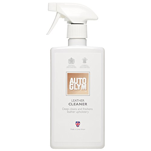 Autoglym AG 215007 Leather Cleaner, 500ml - white