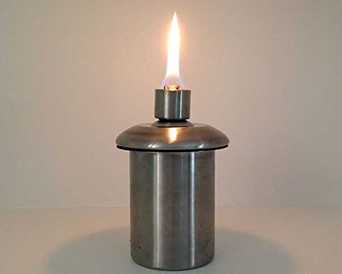 Table Top Torch Stainless Refillable Insert