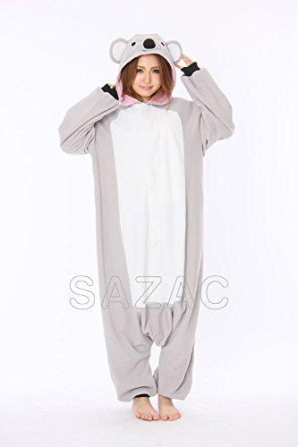 SAZAC Koala Kigurumi - Adult Costume ()