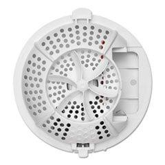 Fresh Products Easy Fresh Dispenser, White, 4 3/4'' Diameter, 12/Carton