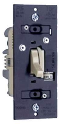 Pass & Seymour TDCL453PICCV6 IVY CFL/LED TOG Dimmer - Quantity 1 ()