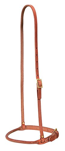 Weaver Leather Round Nose Caveson, Hurri - Weaver Noseband Horse Shopping Results