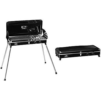 Amazon.com: JIMI Parrilla portátil para barbacoa y camping ...