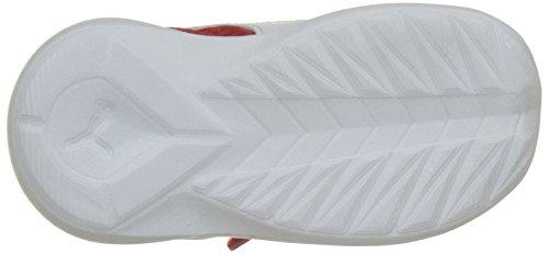 Puma Pacer Evo V Inf, Zapatillas Unisex Niños Rojo (Toreador-white)