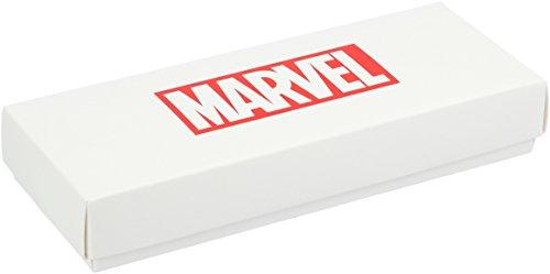 Marvel Boy's 'Spider-Man' Quartz Plastic and Nylon Casual Watch, Color:Blue (Model: WMA000173)