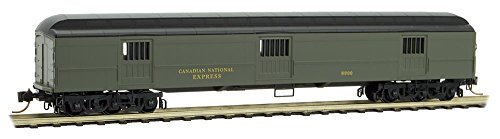 - Micro-Trains MTL N-Scale Heavyweight Horse Car Canadian National/CN #8900