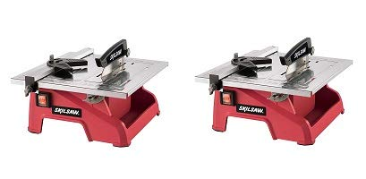 SKIL 3540-02 7-Inch Wet Tile Saw (2-(Pack))