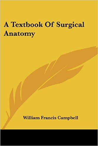 A Textbook Of Surgical Anatomy