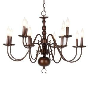 (Woodford Collection 12-light H 22.46