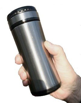 Lawmate PV-LD12 Insulated Thermos with Hidden Camera and Built in DVR (Pinhole Mini Color Camera Covert)