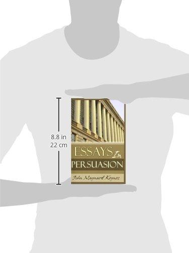 Keynes essays in persuasion