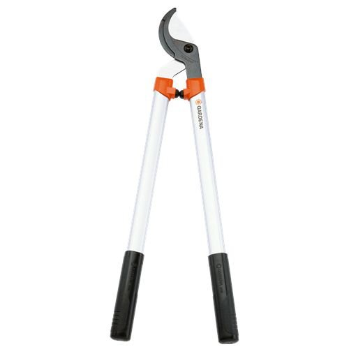 Gardena 8708 25-Inch Bypass Pruning Lopper With 1-1/2-Inch Cut & Aluminum Handles