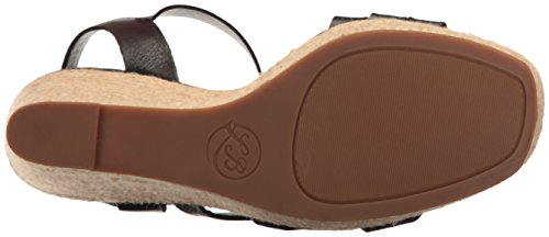 outlet discount sale Lucky Brand Women's Lk-Latif Heeled Sandal Black free shipping the cheapest fashion Style for sale outlet find great T7FqHEXP83