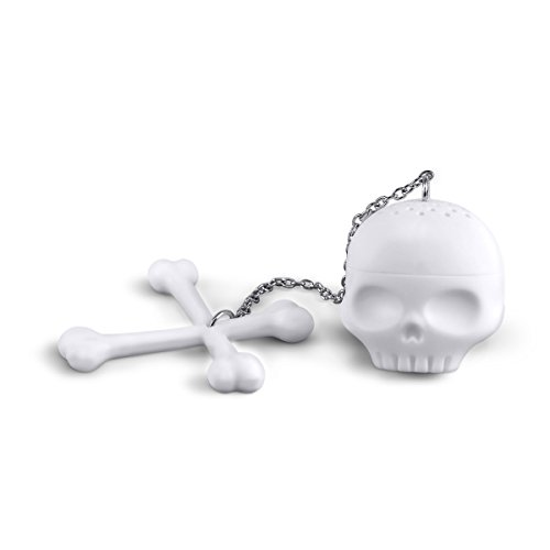 Fred TEA BONES Skull Tea Infuser]()