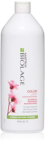 Biolage Colorlast conditioner for color-treated hair, 33.8 Ounce