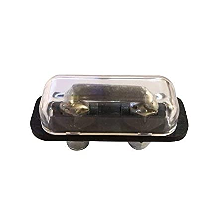 Amazon.com : Powerdrive Charger Fuse Receptacle 48v Fits ... on club car electric cart fuses, western golf cart fuses, yamaha golf cart fuses,