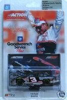 Dale Earnhardt Sr #3 No Bull Win Car Richmond Va Action Racing Collectables 1/64 Limited Edition Only 15264 Made