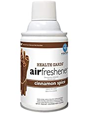 Hospeco Hospeco Health Gards 07906 Cinnamon Metered Aerosol Air Freshener, 7 oz Can (Case of 12)