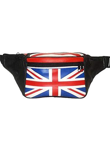 leather british flag - 1