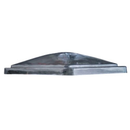 Fan-Tastic Vent RV Roof Vent Lid, Clear, Polycarbonate 1020-00 by Fan-Tastic Vent