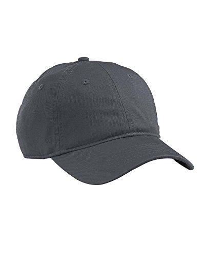 Econscious - Organic Cotton Baseball Cap - 7000 - Adjustable - Charcoal ()