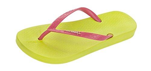Ipanema Damen Tropical Sandalen Limettengrün