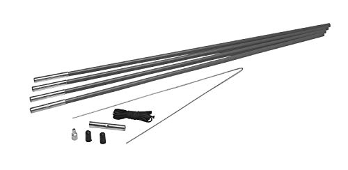 Texsport 5/16-Inch Diameter Fiberglass Tent Pole Replacement Kit (Pvc Tent Pole)