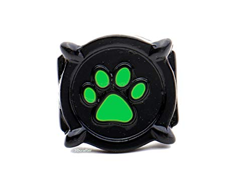 Cat Noir ring. US size 5,6,7,8.Glow in the dark. Inspired by Lady Bug (small)]()