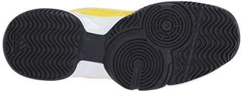 adidas Xj Shoe, Yellow/Legend 1 US Big Kid