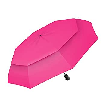 Procella Umbrella Travel Umbrella, Windproof Unbreakable Double Vented Canopy