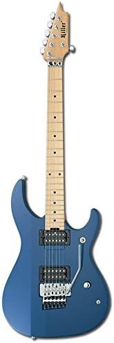 Killer キラー エレキギター KG-FASCIST (Skid Blue)