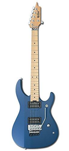 Killer キラー エレキギター KG-FASCIST (Skid Blue)   B07FDYQ86Y
