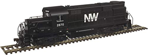 Atlas ATL10002666 HO Trainman RS36 w/DCC & Sound, N&W for sale  Delivered anywhere in USA