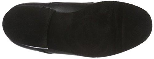 Diamant Knaben Tanzschuhe 092-033-028, Zapatos de Tacón para Niños Negro - negro