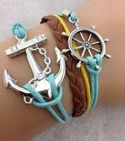 Anchor Rudder Bracelets - 8