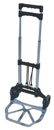 Milwaukee Hand Trucks 33896 Aluminum Fold up Truck with 5-Inch Tires