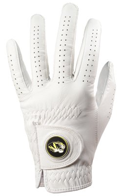 Missouri Tigers Golf Glove & Ball Marker – Left Hand – Medium   B00BFLNKZ0