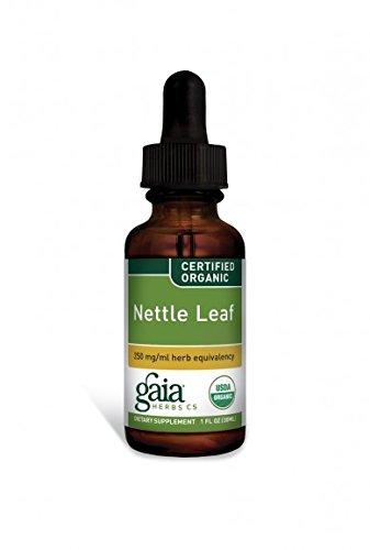 Gaia herbes feuille d'ortie, bouteille de 1 once (Pack de 2)