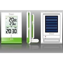 Oregon Scientific RMR331ES Solor Charging Radio Controlled Clock